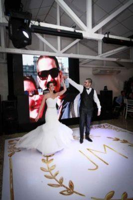 Casamento Jolyne & Marcos – 28.04.17 – Maison Barigui –