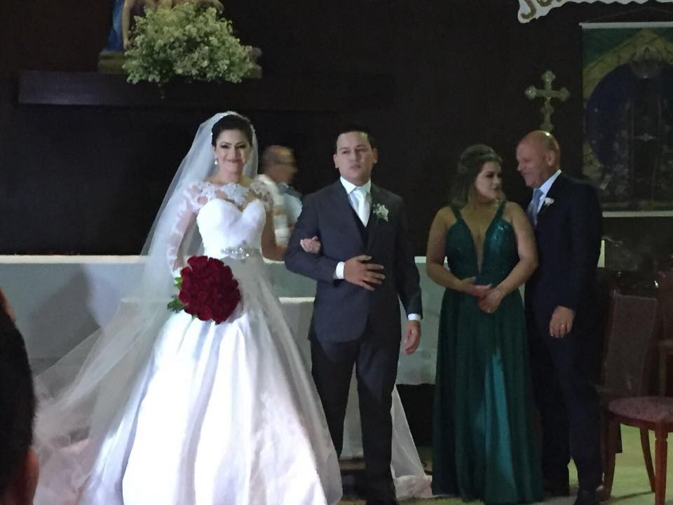 Casamento Carine & Guilherme – 21.10.2017 – Belloni Jockey -Salão Bento