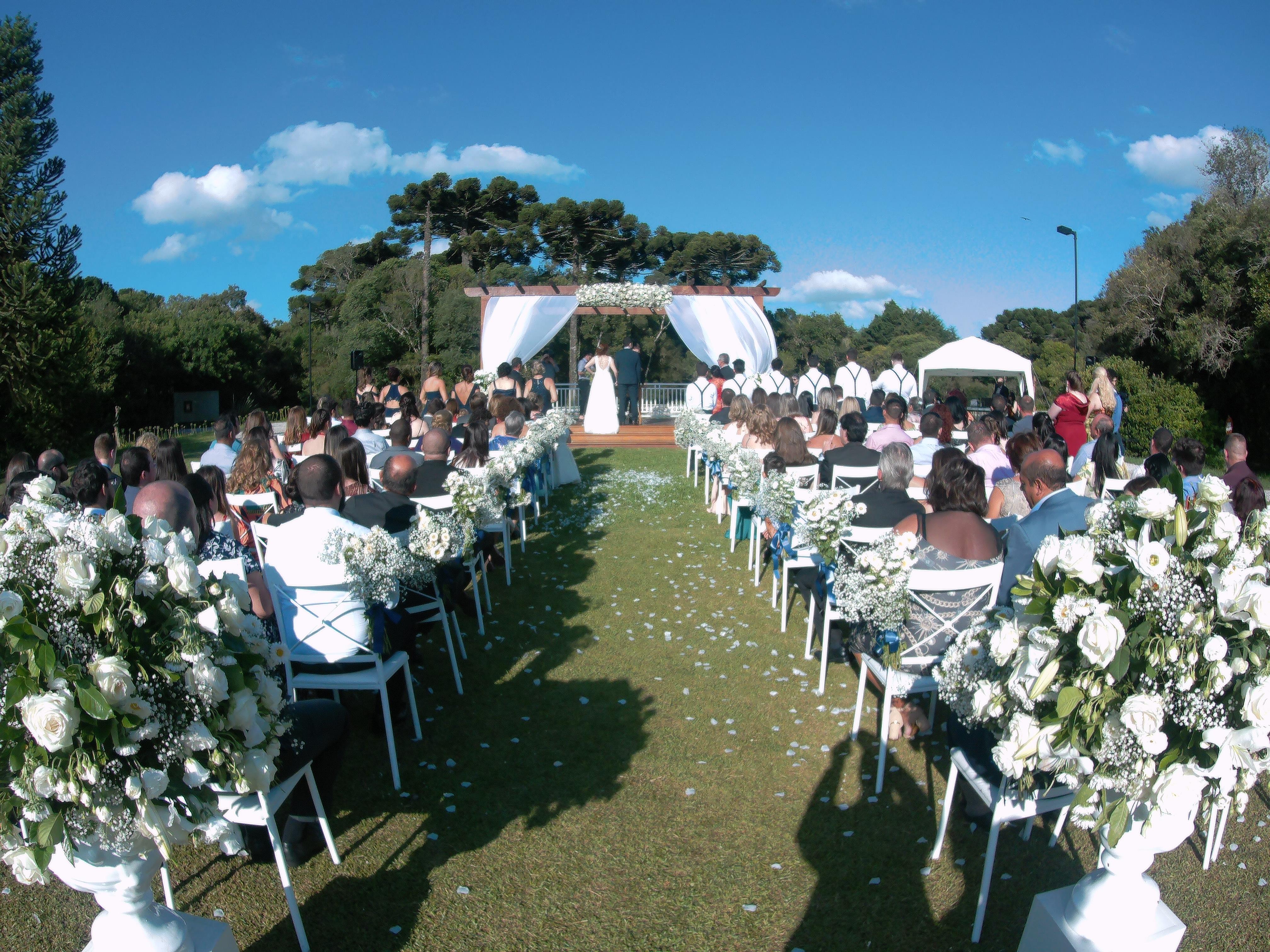 Casamento Bruna & Gustavo – Chac. Bom Conselho – 03.02.2018