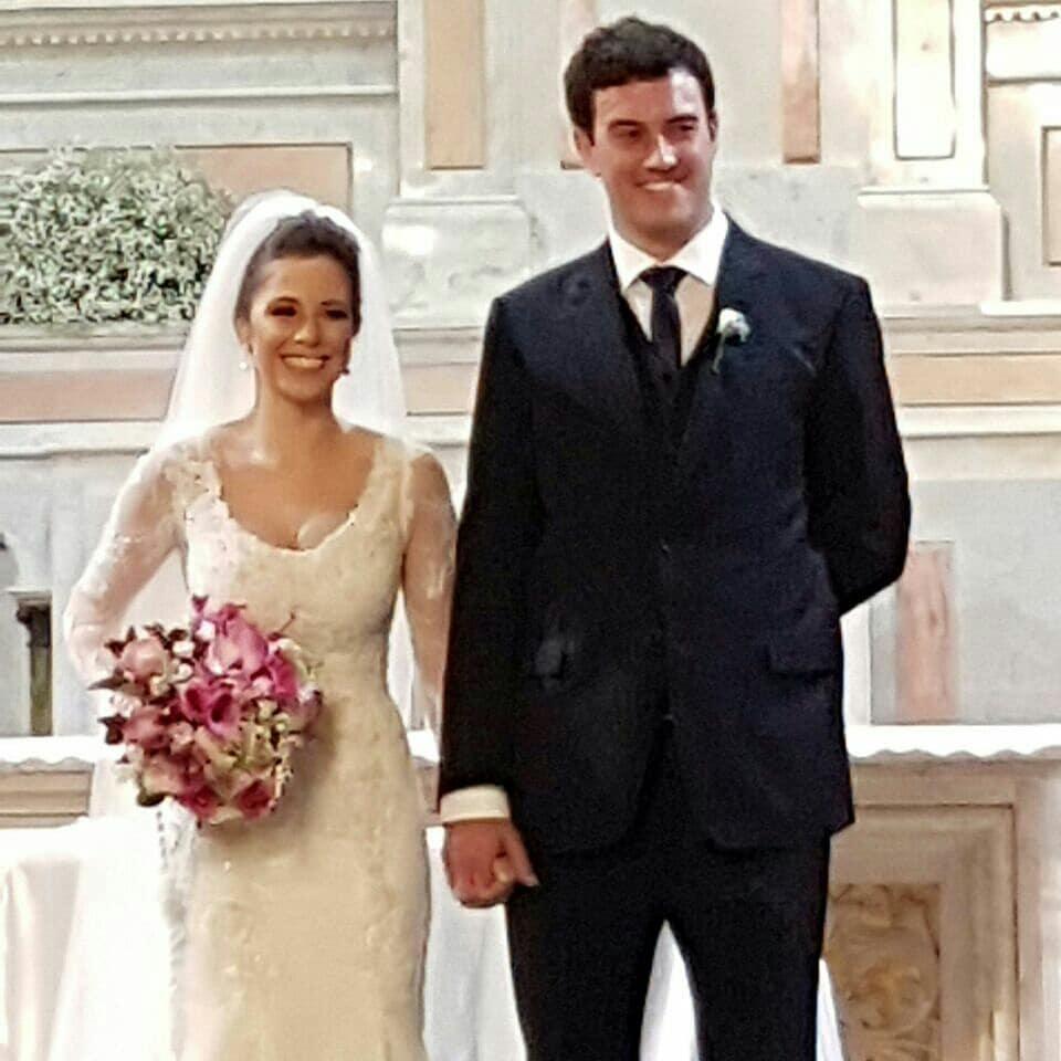 Casamento Carolina & Leandro – 10.03.18 – Buffet  Du Batel