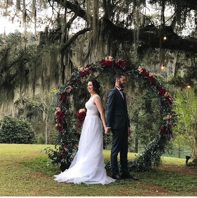 Casamento Bianca & Diego – 04.08.2018 – Espaço Belvedere